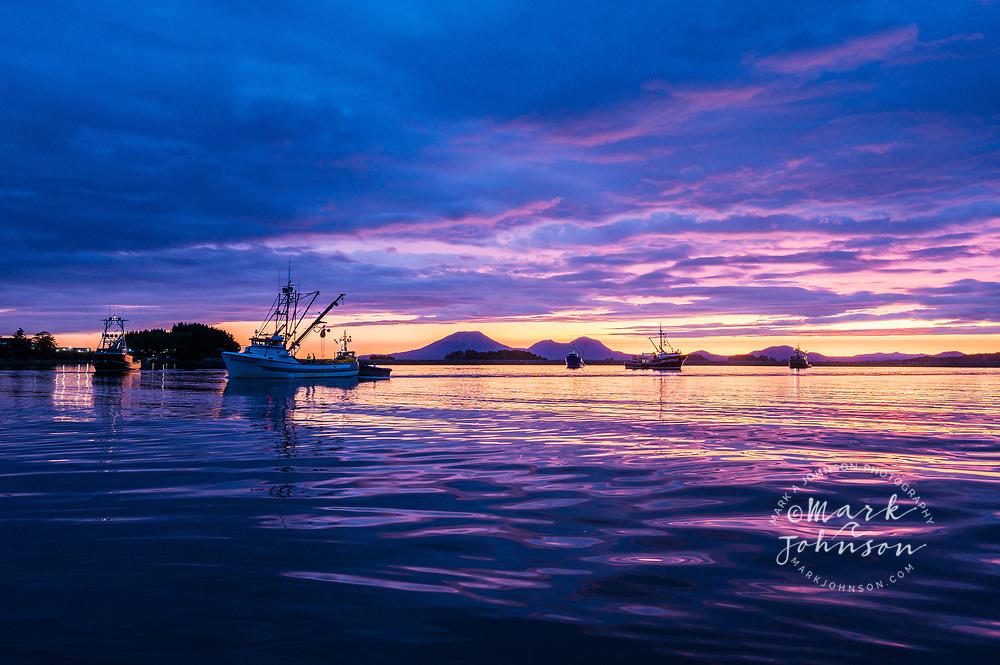 Eliason Harbor, Sitka, Alaska, USA