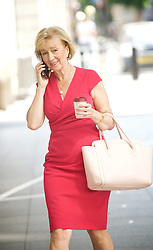 Sunday Politics Show  BBC, Broadcasting House, London, Great Britain <br /> 18th June 2017 <br /> <br /> <br /> Andrea Leadsom<br /> Minister of State at the Department of Energy and Climate Change<br /> <br /> Photograph by Elliott Franks <br /> Image licensed to Elliott Franks Photography Services