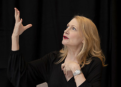 "May 26, 2018 - New York, New York, USA - Patricia Clarkson stars in the HBO TV series ""Sharp Objectsâ (Credit Image: © Armando Gallo via ZUMA Studio)"