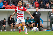 Doncaster Rovers midfielder James Coppinger during the EFL Sky Bet League 1 match between Doncaster Rovers and Bradford City at the Keepmoat Stadium, Doncaster, England on 22 September 2018.