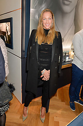 EMILY CROMPTON-CANDY at a party to celebrate the launch of the APM Monaco Flagship Store at 3 South Molton Street, London on 11th February 2016