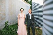 12 July 2014 - Wedding of Laura Reams and Matthew Gruntorad at St. Andrew's Episcopal Church in Seward, Nebraska.