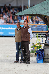 Ehrens Rob, Raymakers Piet<br /> KWPN Paardendagen Ermelo 2010<br /> © Dirk Caremans