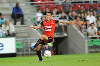 FOOTBALL - FRENCH CHAMPIONSHIP 2012/2013 - L1 - STADE RENNAIS v OLYMPIQUE LYONNAIS - 11/08/2012 - PHOTO PASCAL ALLEE / HOT SPORTS / DPPI - MEVLUT ERDING (REN)