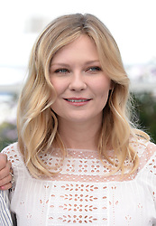 Kirsten Dunst attending the Beguiled photocall as part of the 70th Cannes Film Festival. Photo credit should read: Doug Peters/EMPICS Entertainment