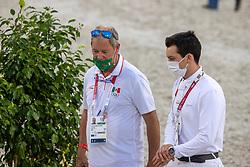 Van Paesschen Stanny, BEL<br /> Olympic Games Tokyo 2021<br /> © Hippo Foto - Dirk Caremans<br /> 06/08/2021