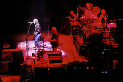 The Grateful Dead in Concert at the Brendan Bryne Arena, East Rutherford NJ, on April 1st 1988.