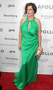 14 June 2010- Harlem, New York- Marcia Gay Harden at The Apollo Theater's 2010 Spring Benefit and Awards Ceremony hosted by Jamie Foxx inducting Aretha Frankilin and Michael Jackson, and honoring Jennifer Lopez and Marc Anthony co- sponsored by Moet et Chandon which was held at the Apollo Theater on June 14, 2010 in Harlem, NYC. Photo Credit: Terrence Jennngs/Sipa
