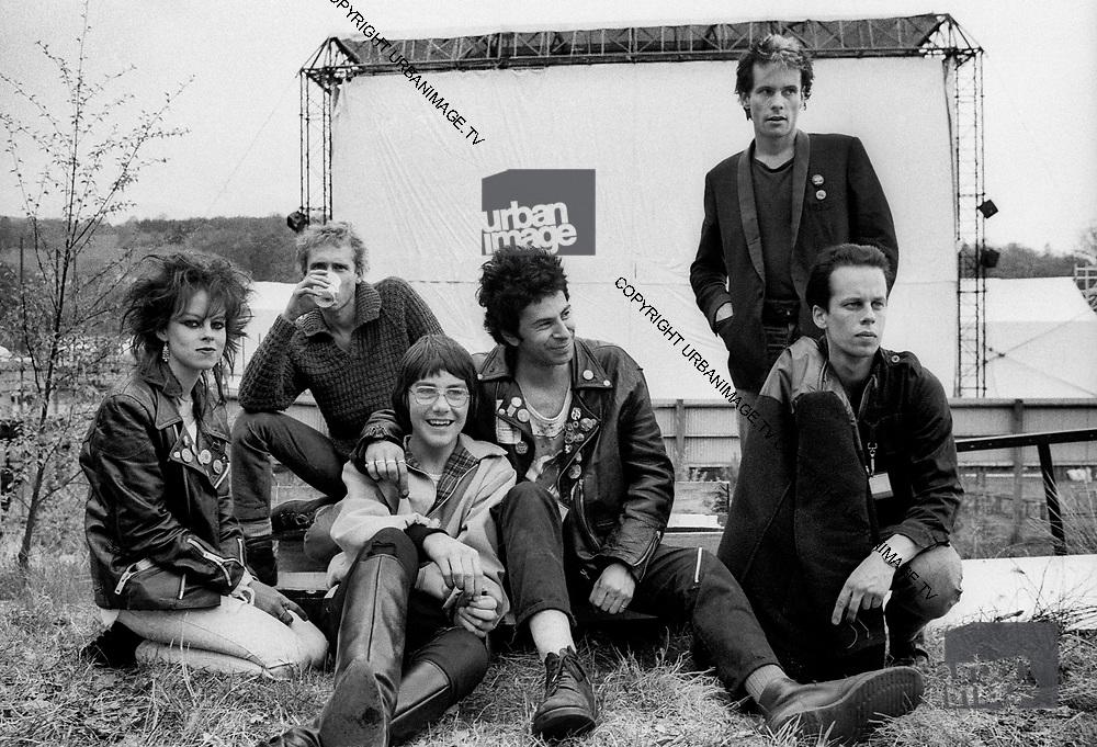 UK Subs - The Loch Lomond Rock Festival 1979