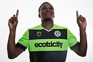 Forest Green Rovers Portraits 140119