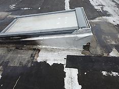 17 Nottingham St Roof Leak