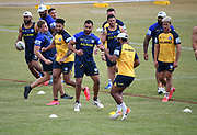 2020 NRL - 2020 Eels Training MAY 13th - Training, COVID-19, 2020-05-13. Digital image by Grant Trouville � NRL Photos