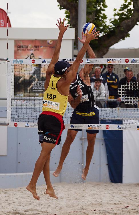 Swatch FIVB Patria Direct Open 2010 - BRA vs ESP