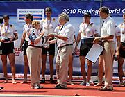 Lucerne, Switzerland.  2010 FISA World Cup. Lake Rotsee, Lucerne.  14:13:47   Sunday  11/07/2010.  [Mandatory Credit Peter Spurrier/ Intersport Images]