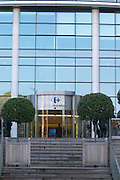 Carrefour Group corporate headquarters paris france