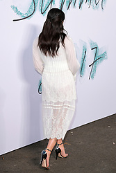 Charli XCX attending the Serpentine Summer Party 2017, presented by the Serpentine and Chanel, held at the Serpentine Galleries Pavilion, in Kensington Gardens, London.