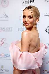 Tatiana Korsakova attending the Global Gift Gala held at The Corinthia Hotel in London. PRESS ASSOCIATION Photo. Picture date: Saturday November 18, 2017. Photo credit should read: Isabel Infantes/PA Wire