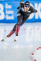 11-12-2016 NED: ISU World Cup Speed Skating, Heerenveen<br /> Patrick  Beckert GER op de 10000 m
