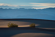 Mesquite Dunes, near Stovepipe Wells, Death Valley National Park, California