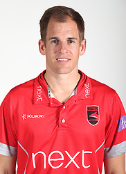 Neil Dexter during the media day at Grace Road, Leicester on April 11, 2018.