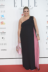 May 30, 2019 - Madrid, Madrid, Spain - Carmen Porter attends Solidarity gala dinner for CRIS Foundation against Cancer at Intercontinental Hotel on May 30, 2019 in Madrid, Spain (Credit Image: © Jack Abuin/ZUMA Wire)