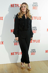 Drew Barrymore Santa Clarita Diet photocall in Madrid, Spain on january 19, 2017. Photo by Archie Andrews/ABACAPRESS.COM    578787_004