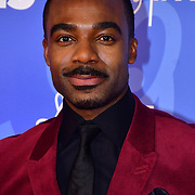 Ore Oduba attends BBC1's National Lottery Awards 2019 at BBC Television Centre, 101 Wood Lane, on 15 October 2019, London, UK.