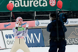 Martin KOCH of Austria during Flying Hill Individual Final Round at 2st day of FIS Ski Jumping World Cup Finals Planica 2011, on March 17, 2011, Planica, Slovenia. (Photo By Matic Klansek Velej / Sportida.com)