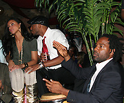 Mya with boyfriend and Unik playing drums . ìPreî Pre-VMA Party Hosted by Unik and Kelis .PM Lounge .New York, NY, USA.Tuesday, August 29, 2006.Photo By Selma Fonseca/ Celebrityvibe.com.To license this image call (212) 410 5354 or;.Email: celebrityvibe@gmail.com; .Website: http://www.celebrityvibe.com/. ....