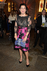 KIRSTY ALLSOPP at Save the Children's spectacular, black tie Winter Gala, a festive fundraising event held at London's Guildhall. Guests were transported into the magical world of the much-celebrated British novelist, Roald Dahl, in celebration of his centenary, for a marvellous evening of fine dining and gloriumtious entertainment to raise money to help transform children's lives across the world and here in the UK.