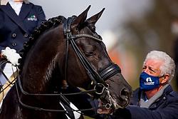 Cornelissen Adelinde, NED, Governor<br /> CDI3* Opglabbeek<br /> © Hippo Foto - Sharon Vandeput<br /> 24/04/21