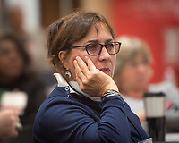 The Rutgers Excellence in Alumni Leadership Conference was held at the Hillel Building on College Ave., New Brunswick, NJ, on Friday, October 20, 2017. / Russ DeSantis Photography and Video, LLC