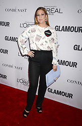 Drew Barrymore at The 2017 Glamour Women Of The Year Awards in Brooklyn, New York City.<br />(NYC)
