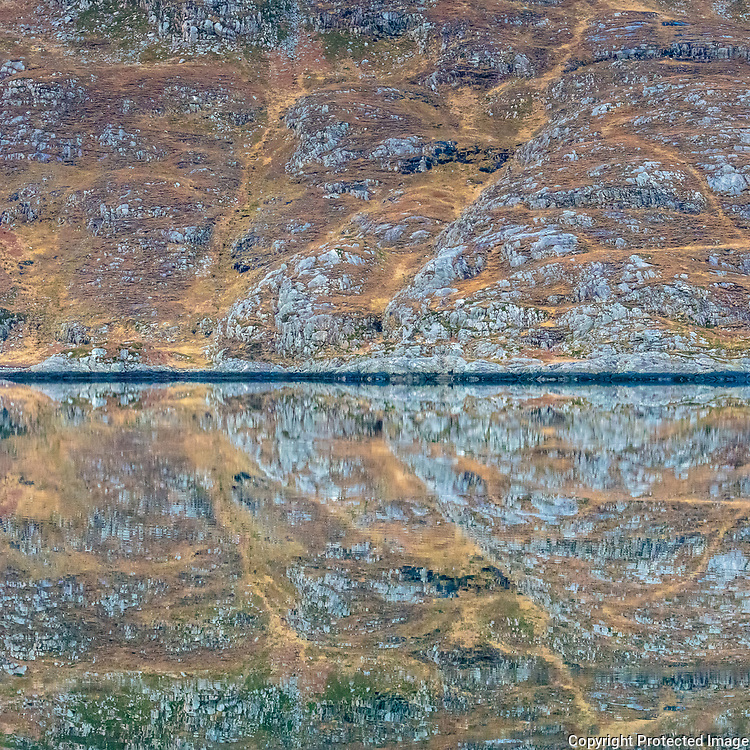 Loch Ailort I, Lochaber, Scotland.