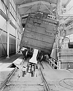 "Ackroyd 07715. ""Commission Public Docks. copy of railcar tipper. June 26, 1957"""