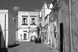 Centro storico di Taviano