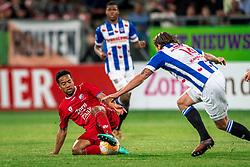 12-05-2018 NED: FC Utrecht - Heerenveen, Utrecht<br /> FC Utrecht win second match play off with 2-1 against Heerenveen and goes to the final play off / Urby Emanuelson #18 of FC Utrecht