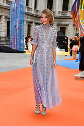 Arizona Muse at the Royal Academy of Arts Summer Exhibition Preview Party 2017, Burlington House, London England. 7 June 2017.