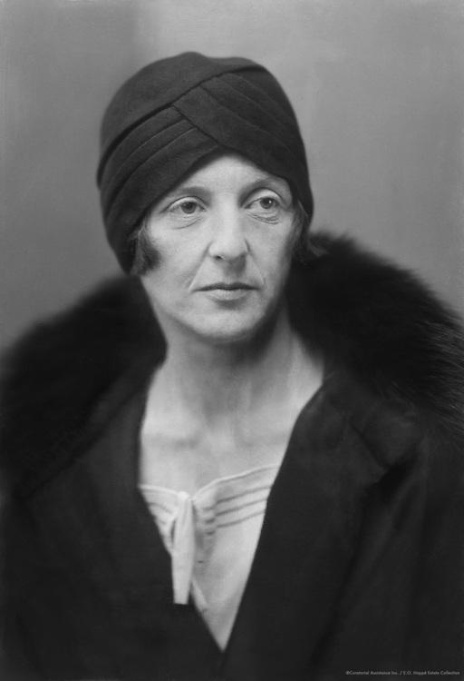 Lady Mary Bailey, pioneering aviatrix, 1929