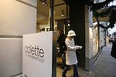Collette Christmas Shopping Paris
