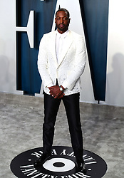 Dwyane Wade attending the Vanity Fair Oscar Party held at the Wallis Annenberg Center for the Performing Arts in Beverly Hills, Los Angeles, California, USA.