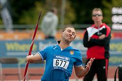 SOLYANKIN Maksym, 2014 IPC European Athletics Championships, Swansea, Wales, United Kingdom