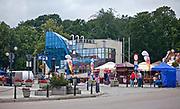 Centrum Informacji Turystycznej w Augustowie, Polska<br /> Centre of Tourist Information Office in Augustów, Poland