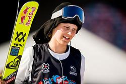 May 19, 2018 - Fornebu, NORWAY - 180519 Jennie-Lee Burmansson of Sweden after winning the womenÃ•s big air ski finals during X Games Norway on May 19, 2018 in Oslo. .Photo: Vegard Wivestad GrÂ¿tt / BILDBYRN / kod VG / 170170 (Credit Image: © Vegard Wivestad Gr¯Tt/Bildbyran via ZUMA Press)