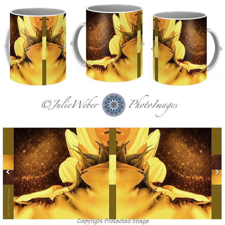 Coffee Mug Showcase 11 - Shop here:  https://2-julie-weber.pixels.com/products/gold-dust-2-julie-weber-coffee-mug.html