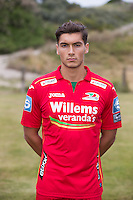 20150626 - OOSTENDE, BELGIUM: Oostende's Fabien Antunes pictured during the 2015-2016 season photo shoot of Belgian first league soccer team KV Oostende, Friday 26 June 2015 in Oostende. BELGA PHOTO KURT DESPLENTER