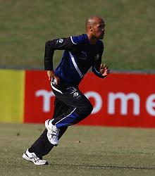 Pietermaritzburg, SOUTH AFRICA 4 September 2016 - Craig Alexander of the KwaZulu-Natal Inland during the African Cup T20 game between KwaZulu-Natal Inland and Namibia at the City Oval, Pietermaritzburg, South Africa. Photo by: Steve Haag/ Real Time Images