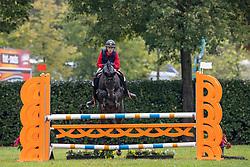 Baekelmans Zita, BEL, Rubens<br /> Nationaal Kampioenschap LRV Ponies <br /> Lummen 2020<br /> © Hippo Foto - Dirk Caremans<br /> 27/09/2020