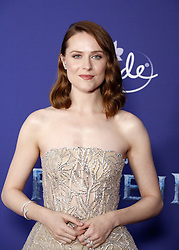 Evan Rachel Wood at the World premiere of Disney's 'Frozen 2' held at the Dolby Theatre in Hollywood, USA on November 7, 2019.