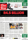 March 16, 2021 (AFRICA): Front-page: Today's Newspapers In Africa